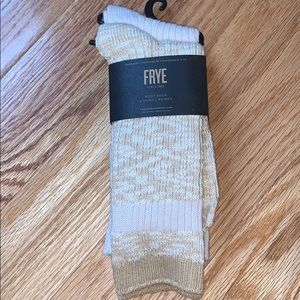 NWT Frye Boot Sock 2-Pack NWT